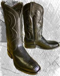 leader of custom cowboy boots master craftsmen and local artisans