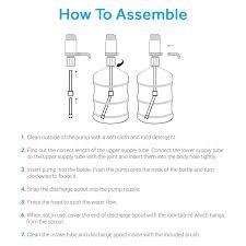 low volume water pump amazon com terapump trpmw200 universal manual drinking water pump