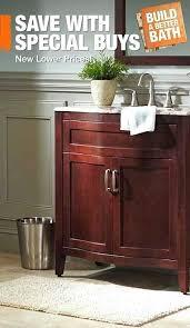 Bathroom Cabinets At Home Depot  Guarinistorecom - Home depot bathroom vanities canada