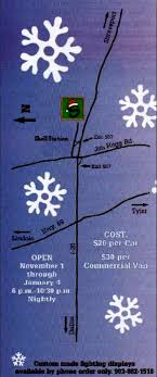 santa land offers visual winter