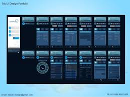 user interface design user interface design portfolio