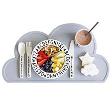 kids placemats kids placemat on the cloud silicone