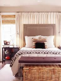 bedroom wall curtains chic bedroom style curtains behind the bed megan morris