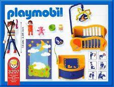 playmobil babyzimmer playmobil babyzimmer 3207 ebay