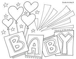 coloring pages coloring pages babies coloring pages baby