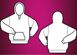 hooded vector t shirt template free download t shirt template