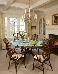 Colonial Dining Room Furniture Colonial Dining Room Chairs - Colonial dining rooms