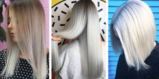 silver hair silver hair 29 pictures that prove it s the trend on