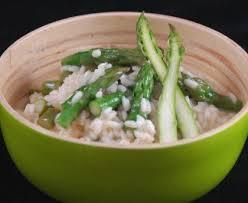cuisiner asperges vertes fraiches risotto aux asperges fraîches recette de risotto aux asperges