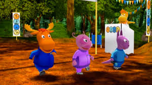 watch music video backyardigans