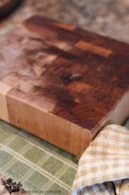 how to clean old wood furniture how to clean u0026 restore an old cutting board the wood grain cottage