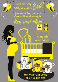 african american baby shower invitations new selections winter 2017