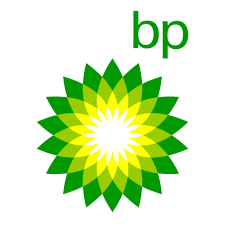 bp have cleverly used green as the primary colour in their logos