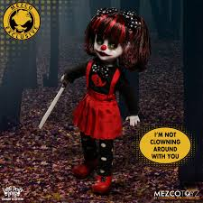 living dead dolls resurrection cuddles with sound mezco toyz