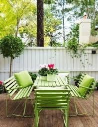 green patio furniture sets foter
