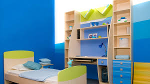 download wallpaper 1920x1080 childrens room bed wardrobe table