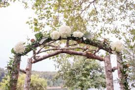 wedding arches made from trees wedding arches you ll want to say i do right now
