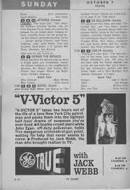 retro tv bank ctva us tv listings 1962