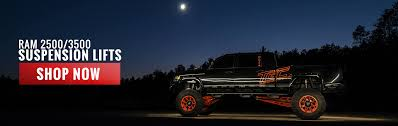 prerunner truck suspension suspension lift kits leveling kits body lifts dodge ford