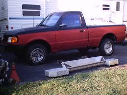 Ford Ranger Truck Rims - 1994 ford ranger xlt 1 8 mile drag racing timeslip 0 60