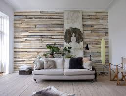 Wall Murals For Living Room Zipcode Design Gina White Washed 12 U0027 X 100