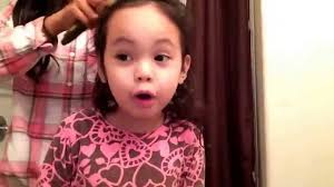 three year old hair dos 1 easy way to do a hairstyle on 3 year old youtube