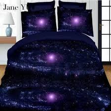 Galaxy Bed Set Janeyu 3d Galaxy Bedding Set King Size Bedding Sets 4pcs