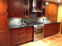 cherry cabinets in kitchen kitchen backsplash cherry cabinets tile bauapp co