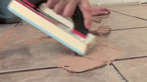 how to floor grout 2 of 4