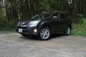 2014 Toyota Rav4 Limited Review Digital Trends