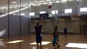 2v2 basketball game youtube
