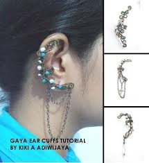 how to make ear cuffs exclusive ear cuffs make you cool and modish trendy mods
