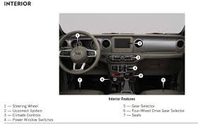 jeep wrangler owners manual leaked 2018 jeep wrangler is here through owner s manual and