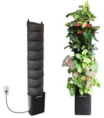 self watering indoor planters easy vertical gardening kits ideas and diy instructions