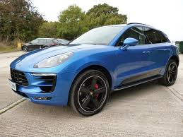 Porsche Macan Colours - used 2016 porsche macan turbo pdk for sale in sevenoaks kent