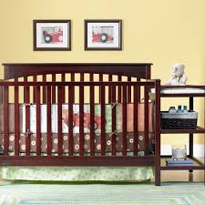 Best Convertable Cribs by Best Convertible Crib With Changing Table Designs Convertible Crib