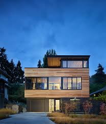 mediterranean modern house exterior contemporary with one car