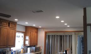 top led recessed lighting kitchen design decorating beautiful with