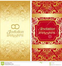 An Invitation Card Invitation Card Design Stock Photos Image 33778083