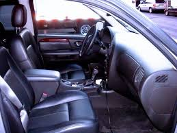 Saab 9 7x Interior View Of Saab 9 7x 4 2i Photos Video Features And Tuning Of