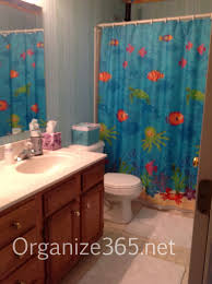 Childrens Bathroom Ideas by Kids Bathroom Ideas 1242x1600 Our Fifth House Organize It The Kids
