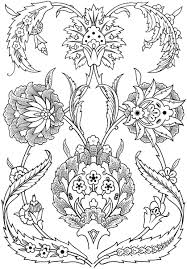 fancy ornamental design the graphics