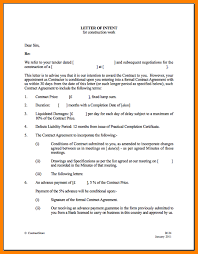 7 letter of commitment template resume language