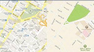 Google Maps Meme - google maps vs apple maps a side by side comparison gizmodo australia