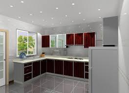 Kitchen Cabinet Design Kitchen Beige Appliances Entrancing Beige Brown Colors Scheme Old World