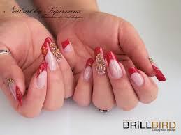 fingern gel design galerie zhostovo nail by supernana
