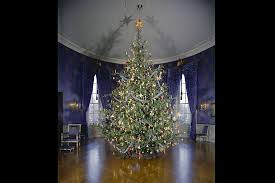 photos white house christmas trees through the years us news