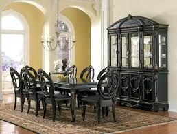 black dining room set dining room tables black mitventures co