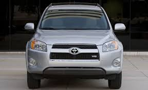 toyota rav4 v6 review 2009 toyota rav4 review reviews car and driver