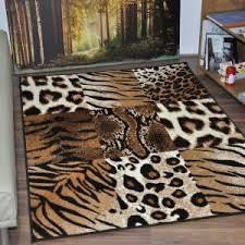 Zebra Print Rug Australia Home Decor Bautiful Leopard Print Rug With Round Animal Rug